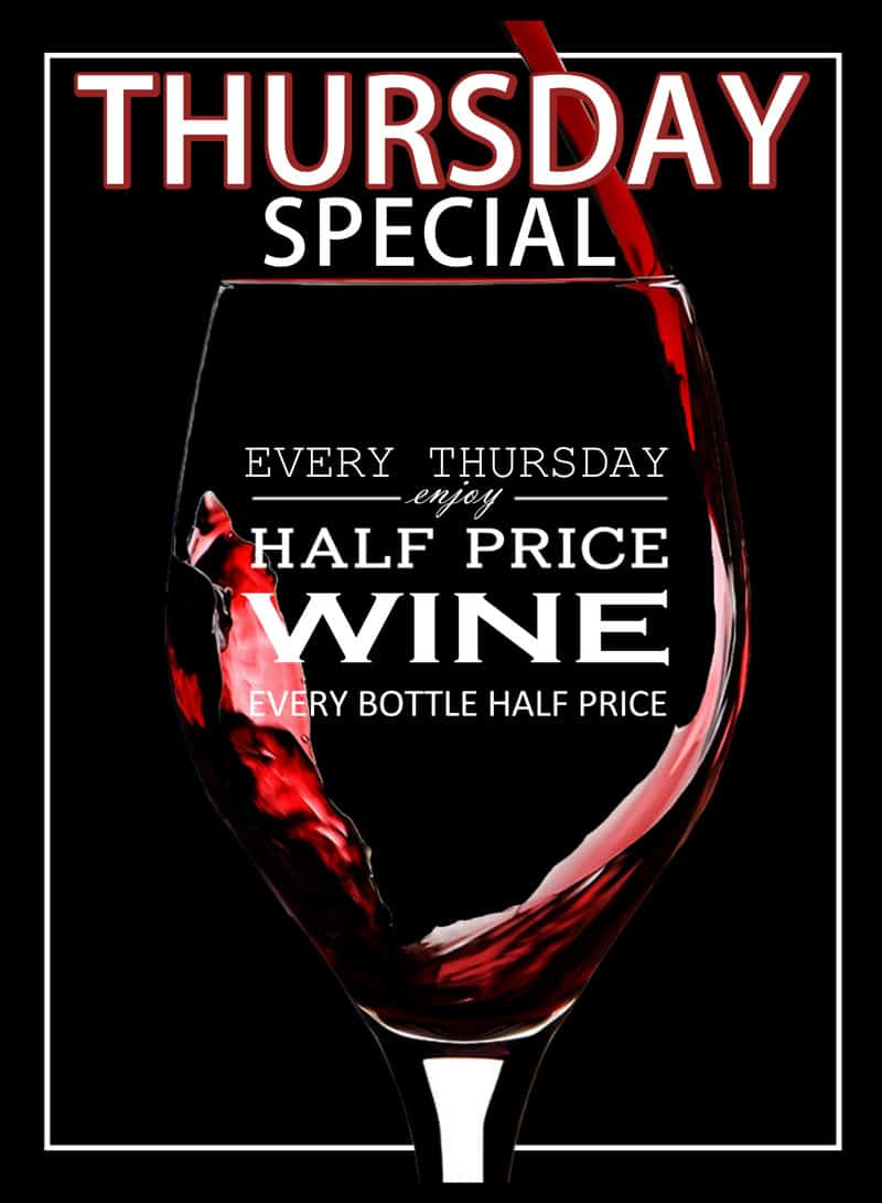 Wine Special